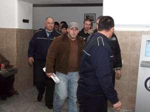 """Dan Platoc, zis """"Caşuba"""" este al doilea individ din grupare care îşi recunoaşte implicarea în jaful din 20 iulie 2009"""