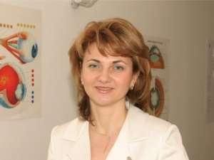 Dr. Cristina DAVID medic primar oftalmolog