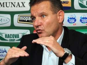 Constantin Zotta se pregăteşte să semneze din nou cu Rapid
