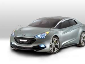 Hyundai i-Flow anunță debutul noului Sonata Coupe