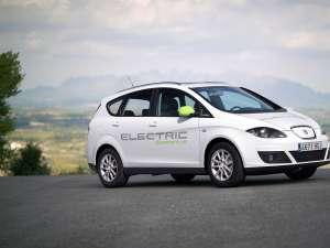 Seat prezintă primul său model electric: Altea XL Electric Ecomotive