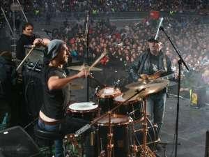 Semnal M, în deschiderea concertului Scorpions de la inaugurarea Cluj Arena