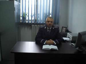 Gheorghe Lemnariu, noul şef al Poliţiei Siret