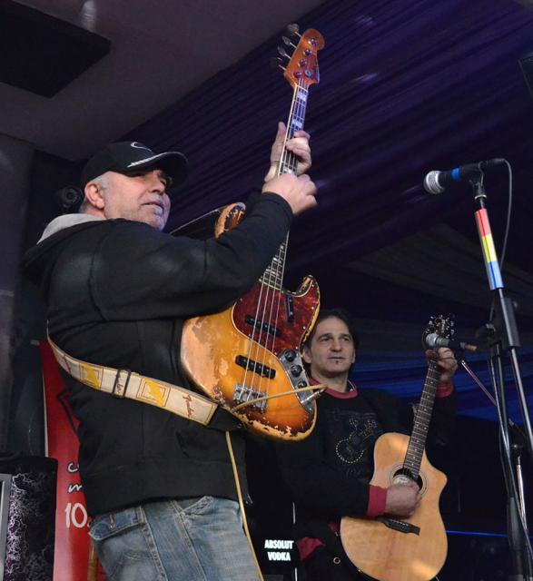 Concert Semnal M în Babylon. Foto: orasulsuceava.ro