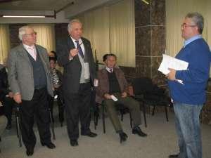 Ion Lungu s-a întâlnit cu reprezentanţii asociaţiilor de proprietari