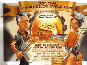Diploma Cavalerilor Parmezani