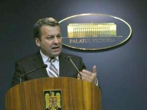 Ministrul Finanţelor, Gheorghe Ialomiţianu. Foto: CAPP