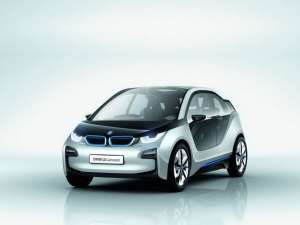 BMW va lansa primul model cu zero emisii peste doi ani