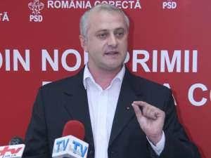 Vicepreşedintele PSD Suceava Ovidiu Milici