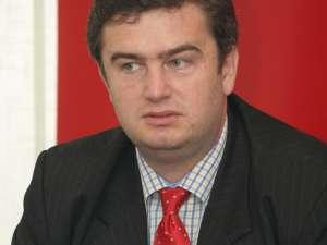 Preşedintele Organizaţiei Judeţene Suceava a PSD, deputatul Cătălin Nechifor