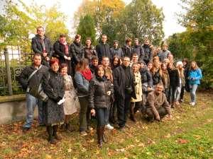 La întâlnirea de la Łódź, au participat profesori şi elevi din România, Lituania, Cehia, Polonia, Suedia, Italia şi Turcia