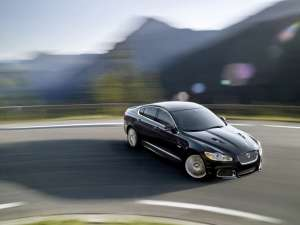 Jaguar XFR, rafinamentul performanței