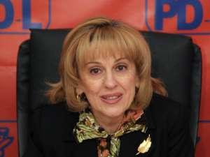 Deputatul PD-L de Suceava Sanda-Maria Ardeleanu