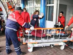A fost accidentat mortal după ce a traversat strada prin loc nepermis