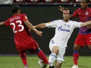 Steliştii trebuie să lase teama deoparte pentru a spera la un rezultat pozitiv în faţa celor de la Schalke 04