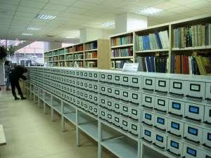 """Sute de mii de volume, în Biblioteca Universităţii """"Ştefan cel Mare"""""""