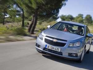 Chevrolet Cruze, noua emblemă a clasei compacte
