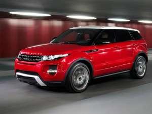 Range Rover intră în clasa compactă cu Evoque