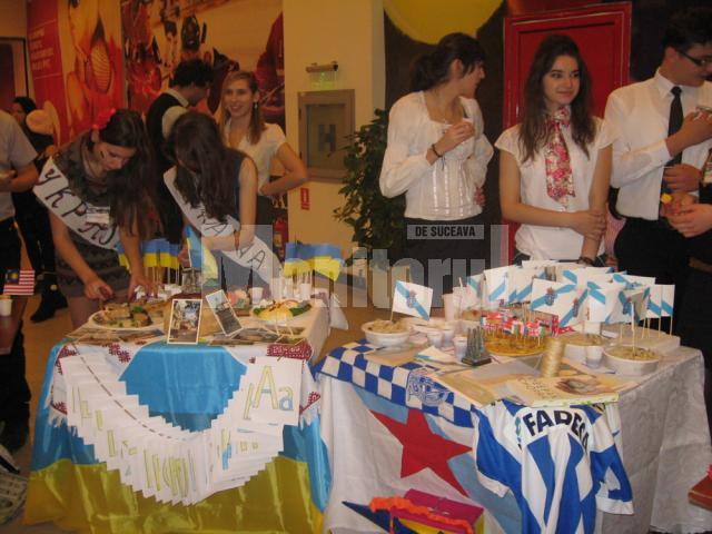 Festin al gusturilor la Global Village