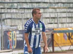 Încă fotbalist activ la seniorii lui Sporting, Bogdan Pantea şi-a început promiţător cariera de antrenor