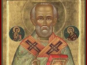 Mâine este sărbătoarea Sf. Ierarh Nicolae