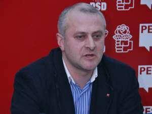Vicepreşedintele PSD Suceava, Ovidiu Milici