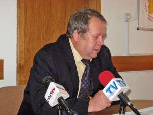 """Vasile Monacu: """"Am desfăşurat o campanie prin care am vrut să-i determinăm pe elevi să vină la şcoală"""""""