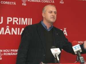 Purtătorul de cuvânt al PSD Suceava, Ovidiu Milici