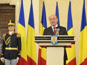 Foto: Sorin LUPŞA Băsescu: Noi vom insista să se discute, dar ştim că Olanda nu şi-a modificat poziţia