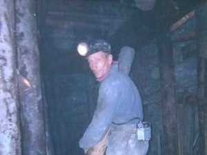 Toader Aioanei avea 20 de ani de experienţă în minerit