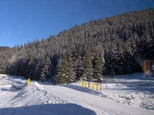 În weekend se anunţă zăpadă în munţi