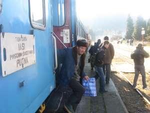 Noul mers al trenurilor aduce surprize neplăcute pentru legătura dintre Suceava şi Putna