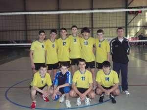 Echipa de volei cadeţi a LPS Suceava este virtual calificată la turneul semifinal