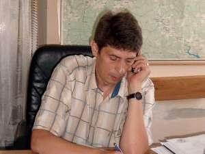 Adrian Căşuneanu, fostul şef al Gărzii de Mediu Suceava