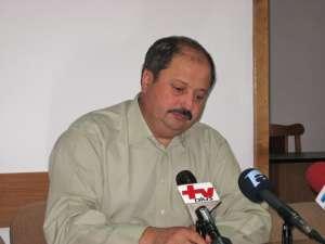 Inspectorul şcolar general Petru Carcalete