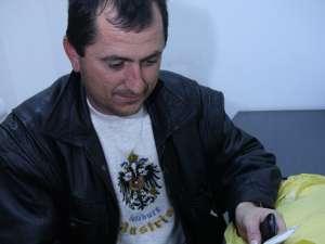 Stelică Buzec va cere despăgubiri pentru fiecare zi în care maşina i-a fost confiscată