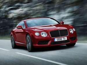 Bentley introduce noul Continental GT V8