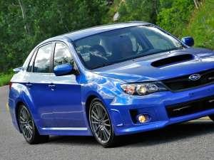 Subaru Impreza WRX STI înseamnă performanță