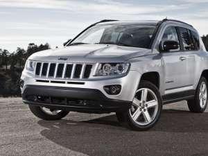 Jeep Compass Facelift costă 25.200 de euro