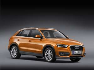 Audi Q3, noul SUV premium de oraș