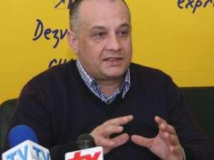 Preşedintele liberalilor din judeţul Suceava, Alexandru Băişanu