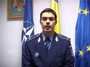 Comisarul Alin Botezatu, cercetat disciplinar