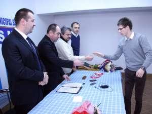 Florin Mucuţa a ocupat locul trei în ierarhia din acest an alcătuită de CSM Suceava