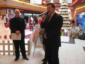 Târgul Bio Alimenta Bucovina, inaugurat vineri, la Shopping City Suceava, în paralel cu Târgul Cadourilor
