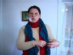 Mihaela Gavril: Ştim că este arestat, dar ne temem să nu fugă de acolo şi să vină să se răzbune