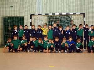 Grupele de copii 2002 şi 2003 ale echipei Sporting au făcut o bună impresie la ediţia din acest an a Cupei Moş Crăciun