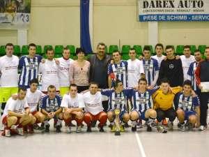 Finalistele turneului sucevenilor, Railex şi combinata Rapid-Sporting