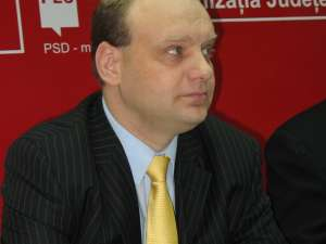 Preşedintele executiv al PSD Suceava, Ovidiu Donţu
