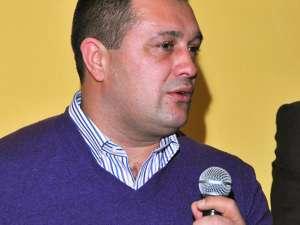 Vasile Blănari, preşedintele Asociaţiei Plaiul Bucovinei