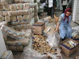 Peste 60 de tone de alimente riscau să se altereze, aşa că au fost redistribuite altor beneficiari